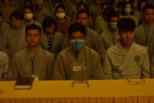 HT. Thích Nhật Hỷ giảng trong khóa tu Ngày An Lạc (17/01/2021)